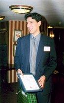 Balu a tavalyi díjátadáson