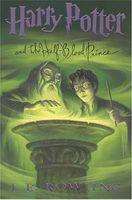 Borító, Harry Potter and the Half-blood Prince