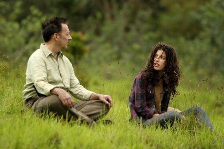 Ben és a lánya a Szigeten (Michael Emerson, Tania Raymonde)
