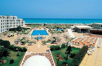 Thapsus Hotel, Tunézia