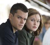 Matt Damon és a csaj a Bourne-ultimátumban
