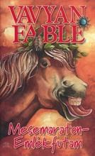 Vavyan Fable: Mesemaraton emlékfutam, a könyv borítója