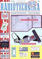 A rádiótechnika 2008 februári címlapja