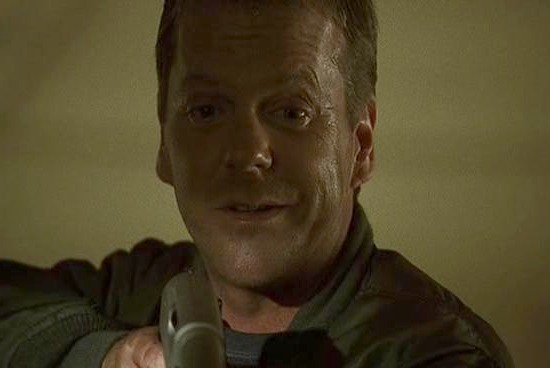 Jack Bauer a 24 második évadában
