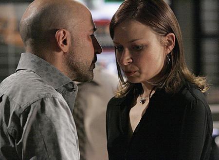 Chloe és Morris a 24 hatodik évadában