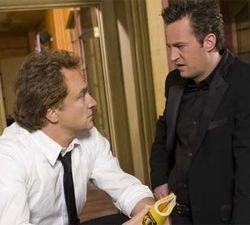 Josh és Chandler az Elnök embereiben