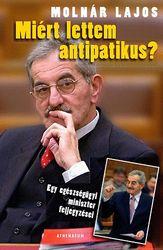 Molnár Lajos: Miért lettem antipatikus, címlap