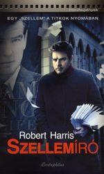 Robert Harris: Szellemíró, borító