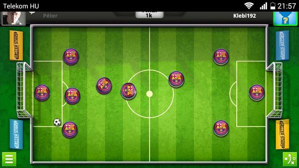 Mindkét csapat a Barcelona